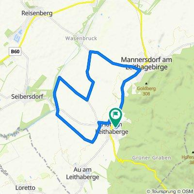Wassergasse 2–8, Hof am Leithaberge nach Brunnengasse 19, Hof am Leithaberge