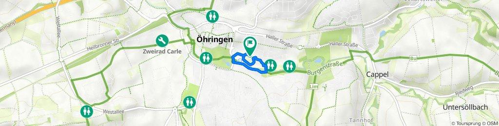 Öhringer Stadtlauf 2021 Kinderlauf