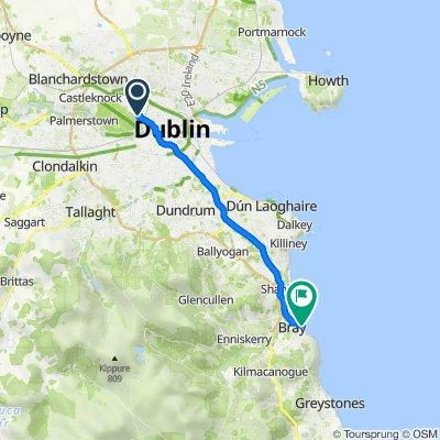 20 Dunard Dr, Dublin 7 to Strand Road, Bray