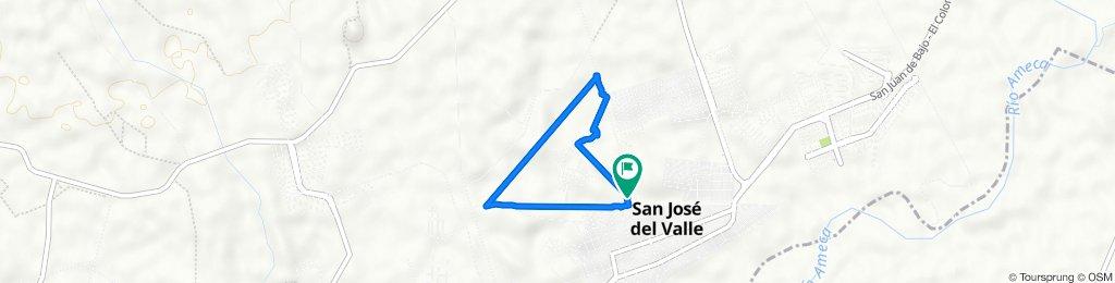 De Melchor Ocampo 43, San José del Valle a Melchor Ocampo 43, San José del Valle