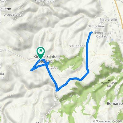 Da Via Calabria 2, Grotte Santo Stefano a Via Calabria 2, Grotte Santo Stefano