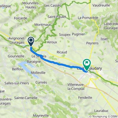 Seuil de Naurouze / Castelnaudary