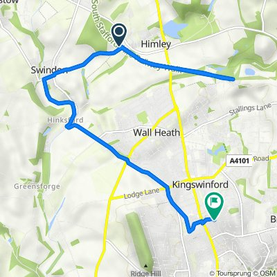 1 halfway from himley
