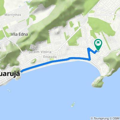 De Rua Bragança 745 a Rua Bragança 745