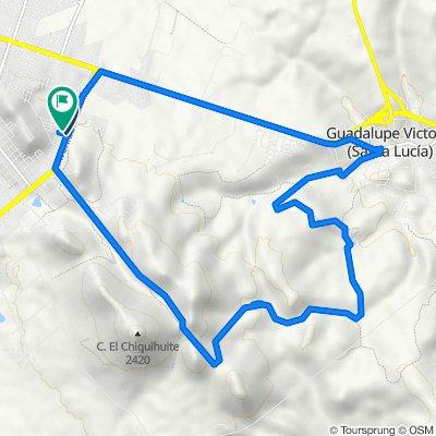 pista de ciclismo cbta