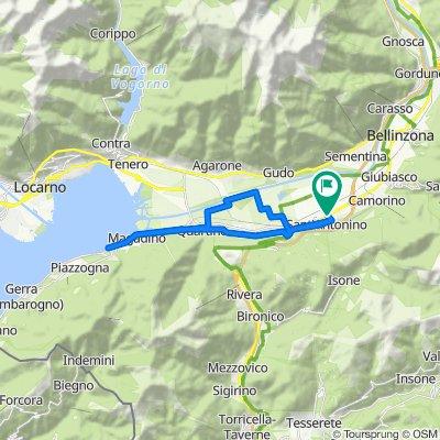 Sant'Antonino TI - Gambarogno