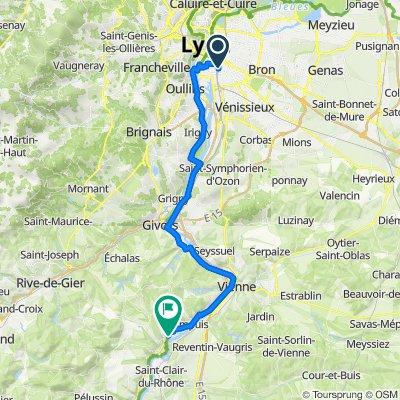 Lyon - Ile du Beurre (FR-MA8)
