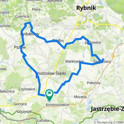 Graniczna 23, Turza Śląska do Graniczna 23, Turza Śląska