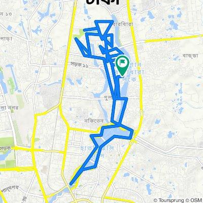Road 118 14, Dhaka to Road 118 19, Dhaka