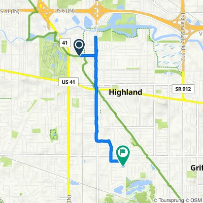 2508–2550 Grand Blvd, Highland to 9812 Delaware Pl, Highland