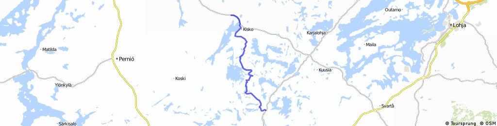 Kisko - Fiskars
