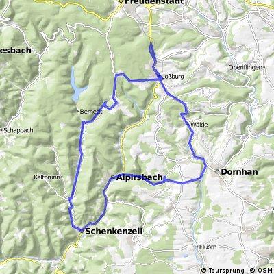 Rund um Alpirsbach 10-2008