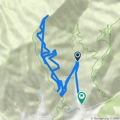 1105–1155 Glendora Mountain Rd, Glendora to 1100 Glendora Mountain Rd, Glendora