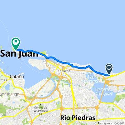 6063 PR-37, Carolina to Norzagaray St, San Juan