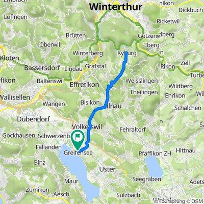 Schulhausstrasse 10, Greifensee nach Meierwis 15, Greifensee