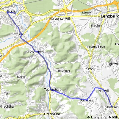Buchs (AG) - Boniswil