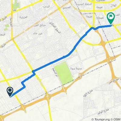 Street 41, Ar Rayyān to Ibn Al Murabit Street, Doha