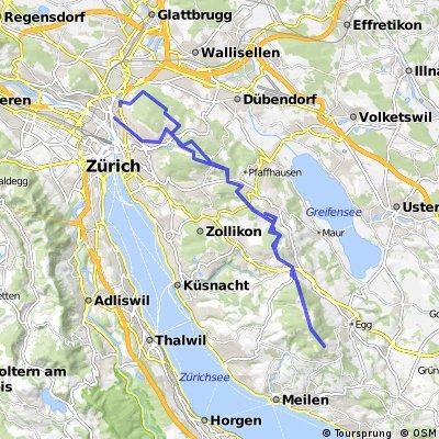 Zürich Pfannenstiel CLONED FROM ROUTE 642179