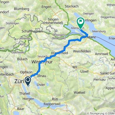 Im Ahorn 8, Zollikerberg nach Konradistraße 4A, Allensbach