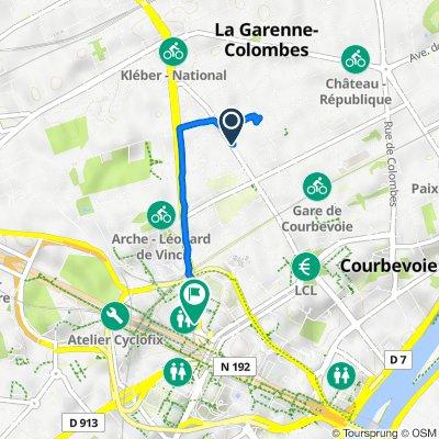 65 avenue jeoffre