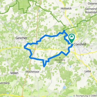 Coesfeld - Gescher