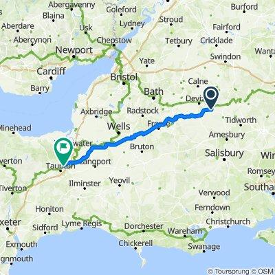 Cornwall 2021 - Leg 1