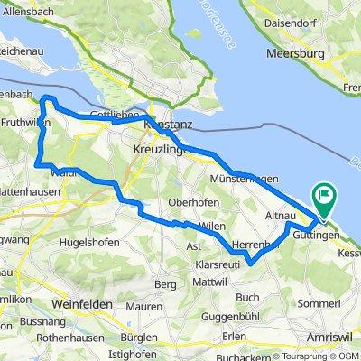 Seewies 21, Güttingen nach Hafenweg 3, Güttingen