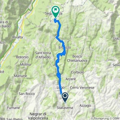 Lugo - Passo Fittanze