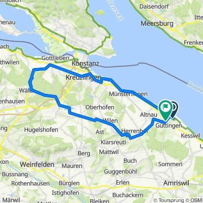 Seewies 23, Güttingen nach Staadweg, Güttingen