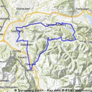 Salzburg-Fuschl am See-Salzburg