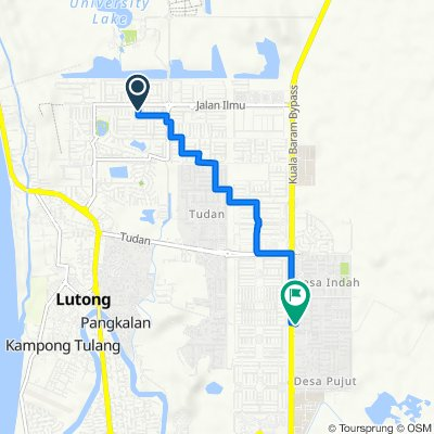 Lorong Desa Senadin 2C-7A 2961 to Lorong Desa Murni 3 8712-8715, Miri
