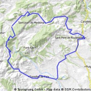 Ruta circula Baixa Anoia-Alt Penedés