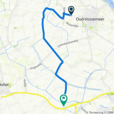 Patrijzenweg 52, Oud-Vossemeer naar Vrouwendijk, Tholen