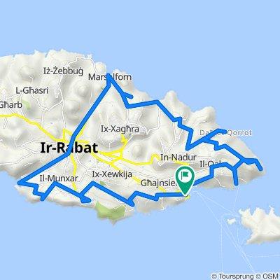 Gozo Route