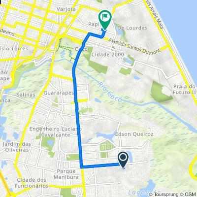 De Rua Firmo Ananias Cardoso, 552, Fortaleza a Acesso 5, Fortaleza