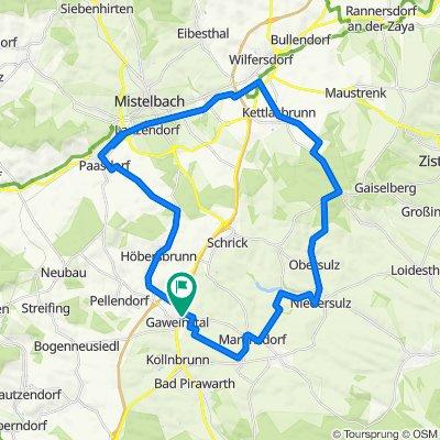 Paasdorf, Wilfersdorf, Nexing