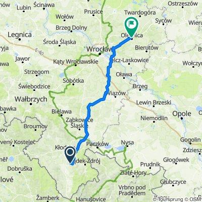 Romanowo do Wrocławska, Oleśnica