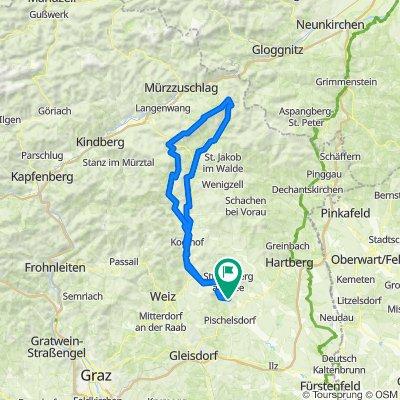 Siegersdorf bei Herberstein 98 nach Siegersdorf bei Herberstein 98