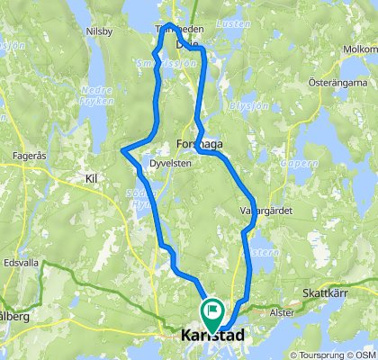 Karlstad - Apertin - Dömle