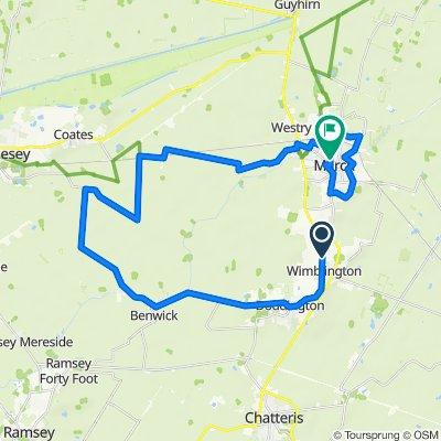 Doddington Cycling