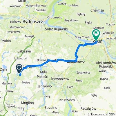 De Unnamed Road à rynek Staromiejski 1, Toruń