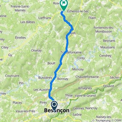 Besancon - Mailley et Chazelot