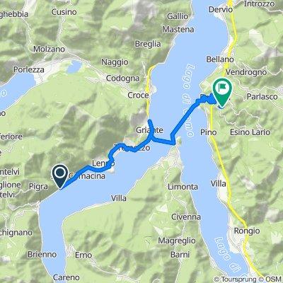 Green Way Lago di Como