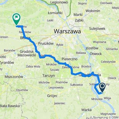 Mariańskie Porzecze do 11A, Powązki