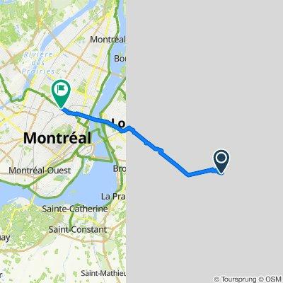 Chambly à Rue Beaubien Est 1050, Montréal