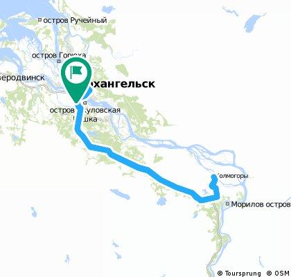Бревет - 200 км