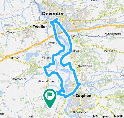 Rondje IJsselvallei