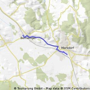Bermatingen - Markdorf