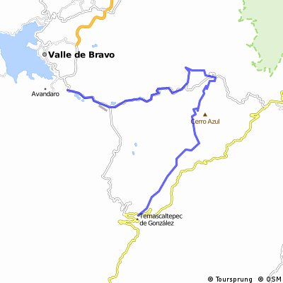 Dunas Temascaltepec, Valle de Bravo, Mexico
