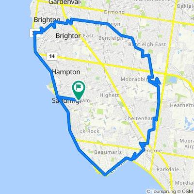 Hampton Cycling